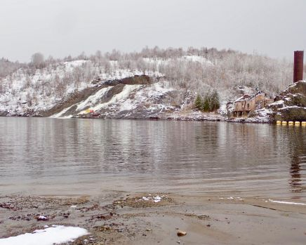 Magpie River - Steephill Dam
