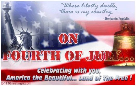 Celebrate the 4th, but remember why you can