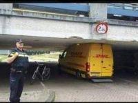 Delivering a bridge?  :-)