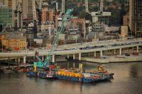 Brisbane city construction