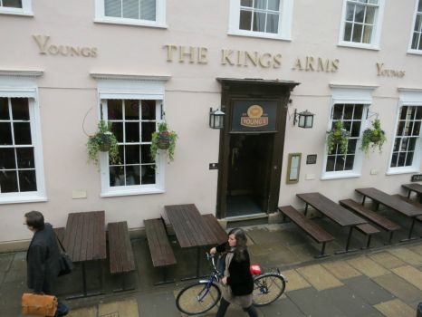 Kings Arms, Oxford