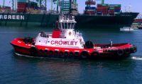 Tug Boat Crowley