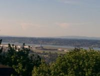 Rocky Butte view of Portland