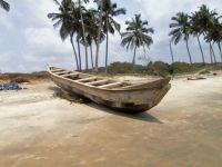 Fishing boat Ghana