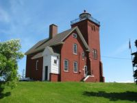 Twin Harbor Lighthouse