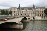 The Saine, Paris