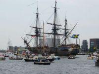 Tall ship tijdens Sail