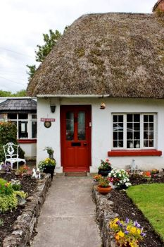 Thatched Cottage ~ Adare, Ireland