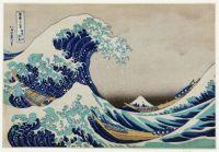 The Great Wave off Kanagawa, 1829-1833