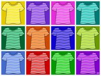Stripy Tees!! ~ M