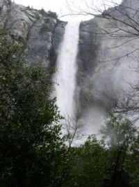 Yosemite Falls in the Spring