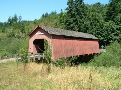 Chitwood Covered Bridge