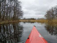 Kayaking in the Netherlands