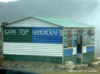KINGDOM OF LESOTHO - Sani Pass - Sani Top Handicrafts Shop