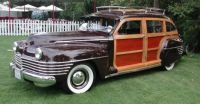 1942 Chrysler Town & Country 'Barrel-Back' Station Wagon