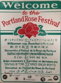 Welcome to the Portland Oregon Rose Festival since 1907
