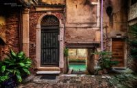 A Nook In Venice