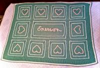 #3 10-31-2016 Emerson Hille's baby afghan
