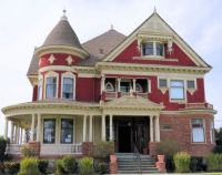 Tuttle Mansion - Victorian home in Watsonville
