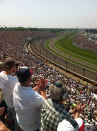 """The Brickyard"" - Indy 500"