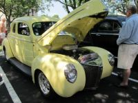 1940 Ford Coupe--1