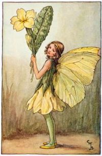 The Primrose Fairy (smaller size)