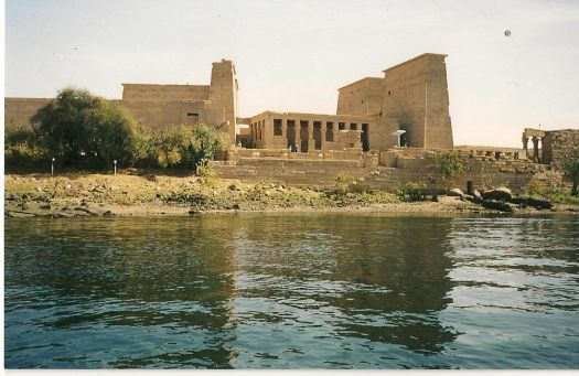 Egypt-Philae Temple
