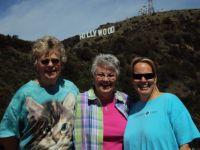Bucket Sistas in Hollywood