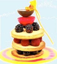 THEME ~ Desserts & Party Foods