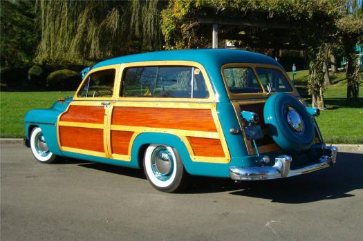 1949 MERCURY WOODY WAGON