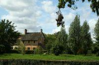 Marie Antoinette's play village. Paris