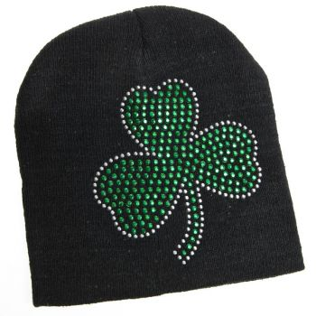 St Patrick's Day Party Beanie