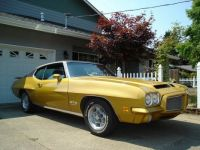 '71 Pontiac GTO 455 High Output