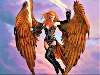 Warrior Angel for all of us...