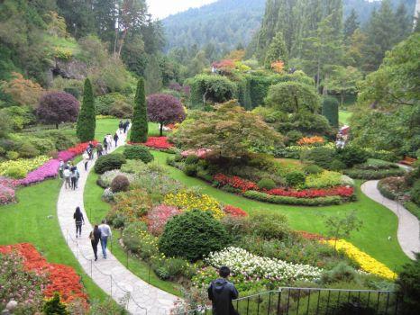 Butchart Gardens - Victoria, BC