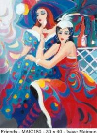 Friends    Isaac Maimon