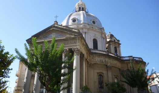 Church in Messina Sicily