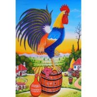 Red Wine Rooster
