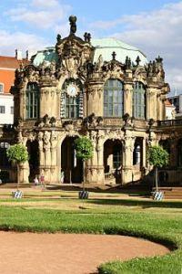 Dresden (Germany), Zwinger, Glockenpavillon