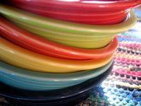 More Fiestaware