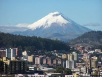 Volcán Pichincha - Ecuador