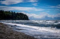 Waves on Whidbey