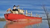 Federal Bristol in the Welland Canal