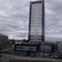 Střed města v Chomutově
