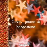 Love, Peace & Happiness !!