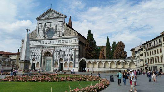 Basilica di Santa Maria Novella, Florence