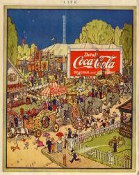 Advertisement in Life magazine ca. 1920