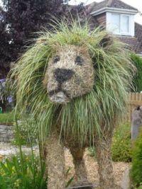Scarecrow Lion