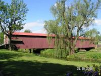 Such a long covered bridge - Lancaster Cty, PA