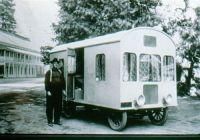early housecar as they were called back then